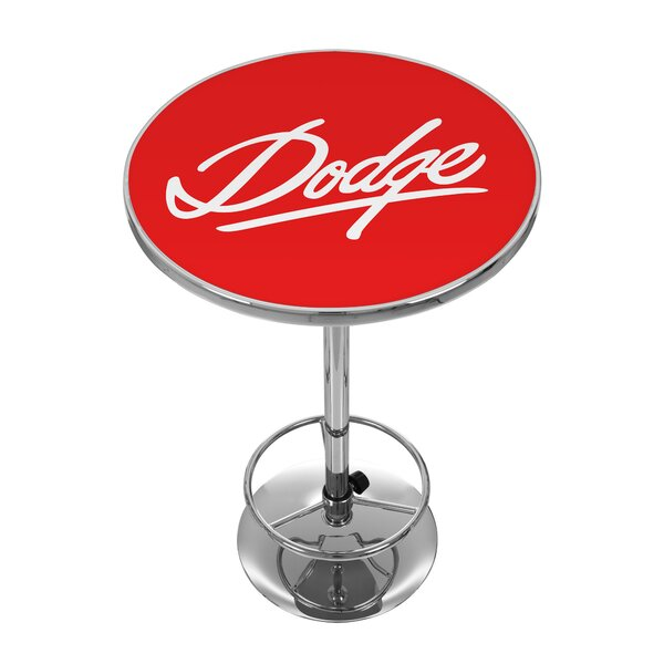 Dodge Signature Pub Table By Trademark Global Modern