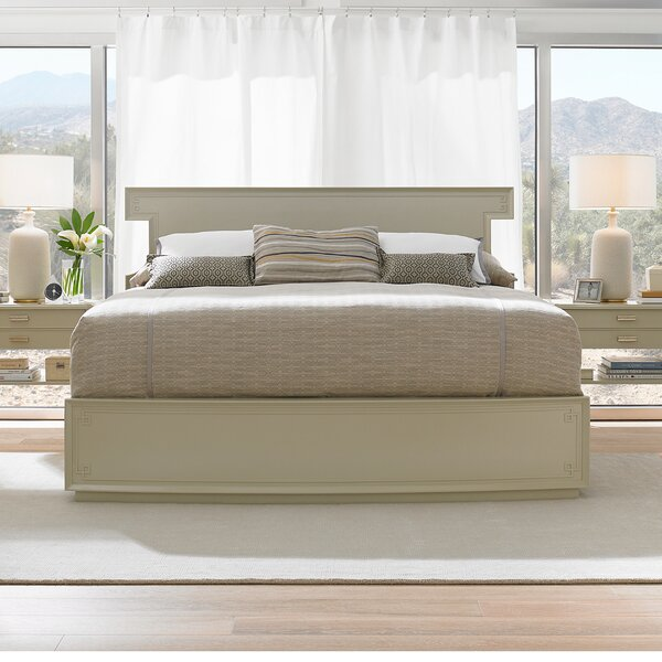 Crestaire Platform Bed by Stanley Furniture
