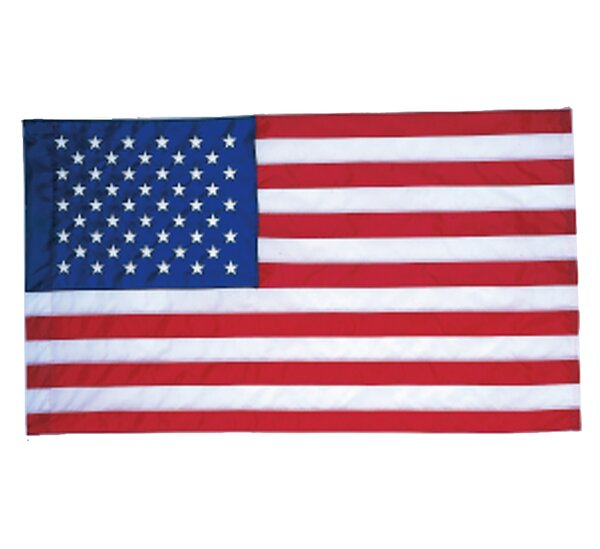 US Banner Traditional Flag by Annin Flagmakers