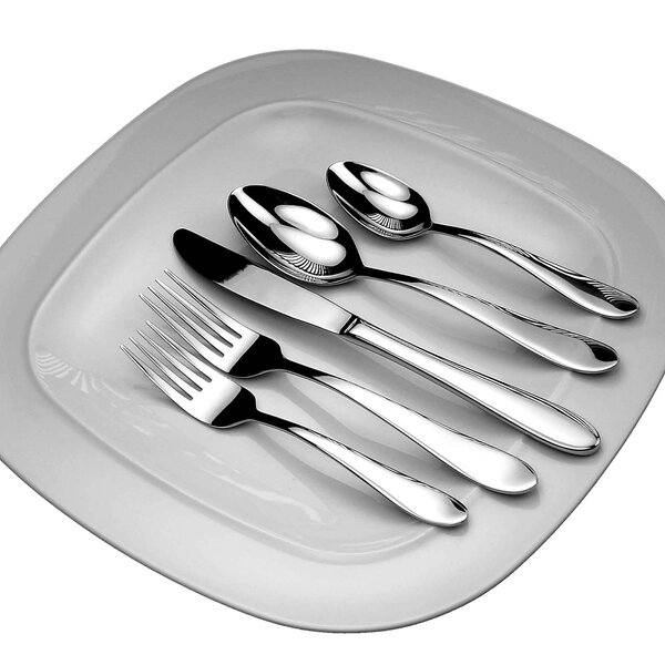 Grand 20 Piece Flatware Set by David Shaw Silverware