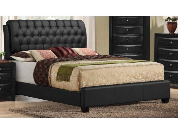 Jane Street Upholstered Standard Bed by Latitude Run