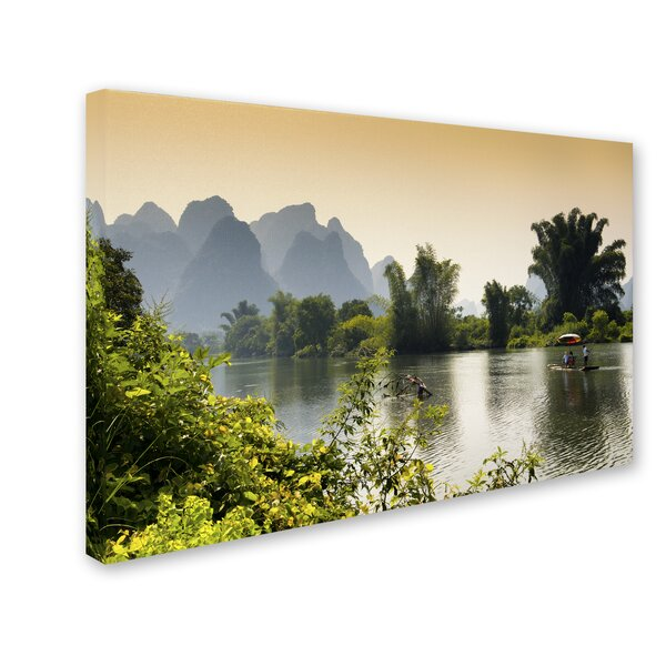 Zen Zone by Philippe Hugonnard Photographic Print on Wrapped Canvas by Trademark Fine Art