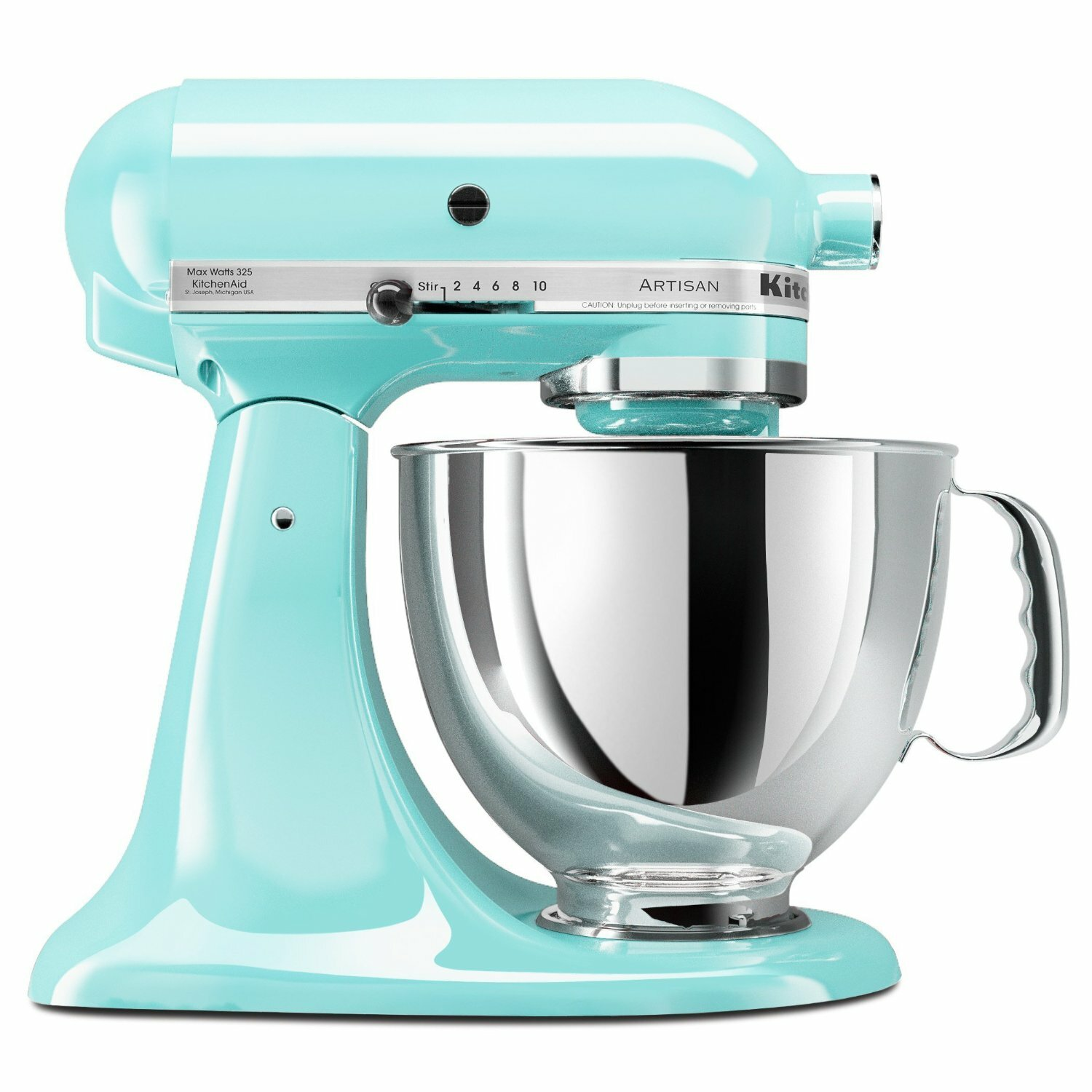 KitchenAid Artisan 5 Qt. Stand Mixer with Pouring Shield - KSM150PS ...