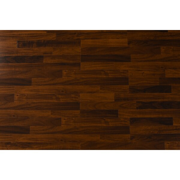 Antoine 8.25 x 48 x 12mm Laminate Flooring in Indo Rosa by Serradon