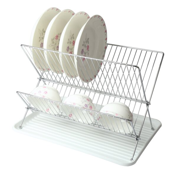 Wire Dish Rack by Mega Chef