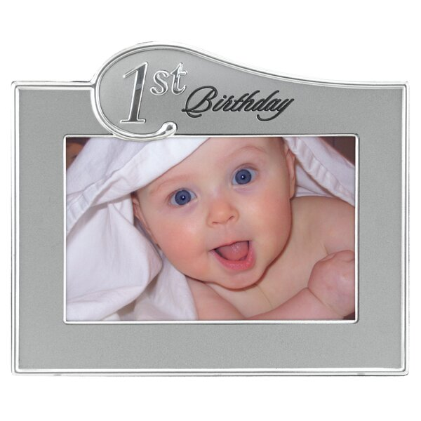 1st Birthday Picture Frame by Malden