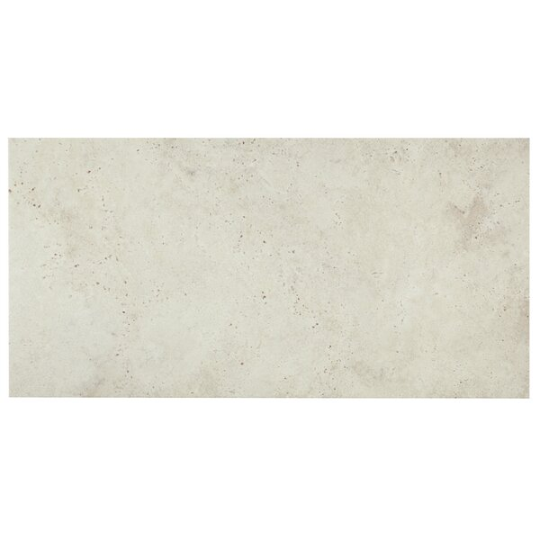 Café Society 12 x 24 Porcelain Field Tile in La Vie by PIXL