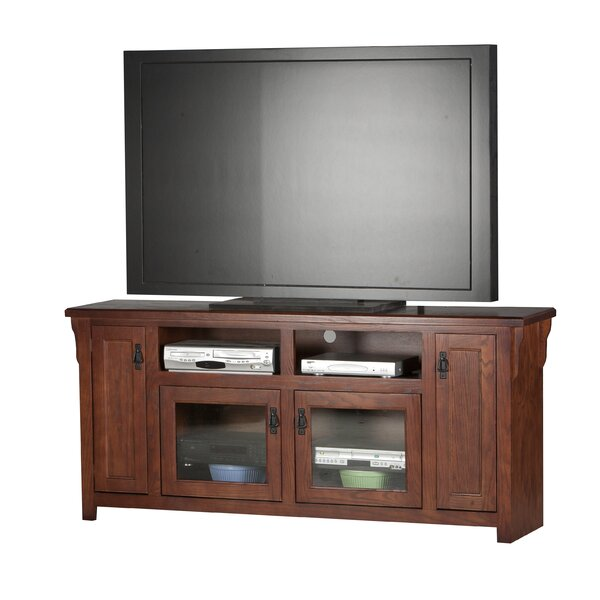 Gus Solid Wood TV Stand For TVs Up To 88
