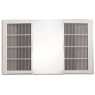 Compare prices 70 CFM Bathroom Fan with Light By Broan