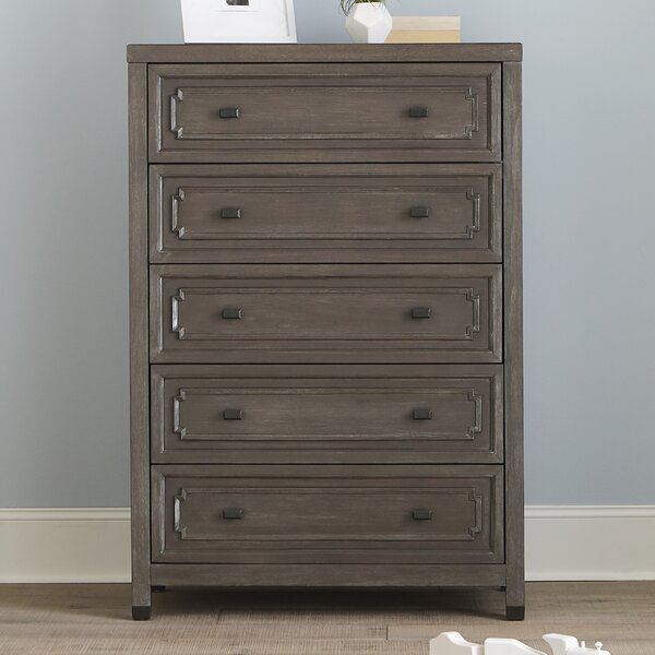 Beckett 5 Drawer Chest by DwellStudio
