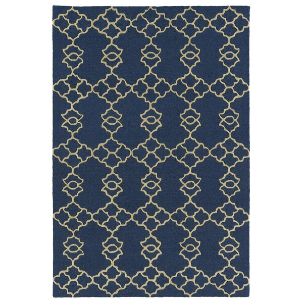 Bryant Handmade Blue Area Rug by Charlton Home