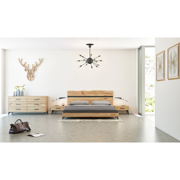 Alexandria Platform Bed by Union Rustic