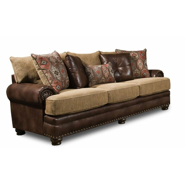 Modbury Chesterfield Sofa by Fleur De Lis Living