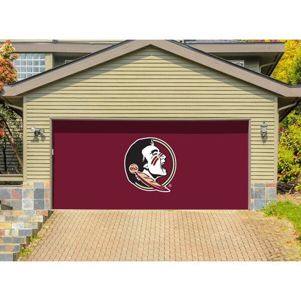 NCAA Garage Door Mural by Victory Corps