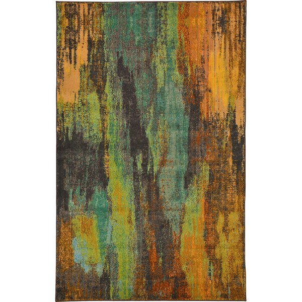 Hayes Multi Area Rug by World Menagerie