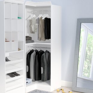 Bon White Closet Systems Youu0027ll Love | Wayfair