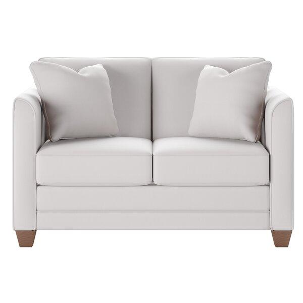 Sarah Loveseat by Wayfair Custom Upholstery™