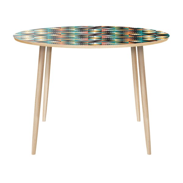Martez Dining Table by Brayden Studio