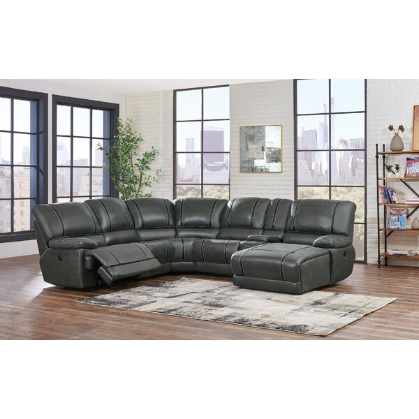DeAnn Reclining Sectional by Red Barrel Studio