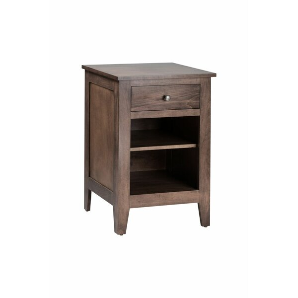 Mccalla 1 Drawer Nightstand By Millwood Pines by Millwood Pines Sale