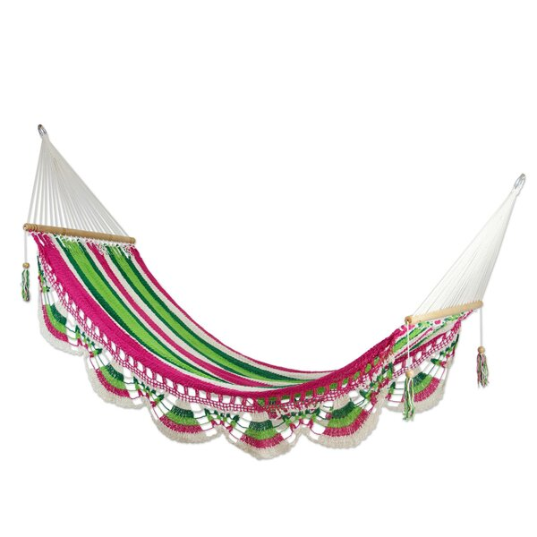 Kahoka Cotton Tree Hammock by World Menagerie