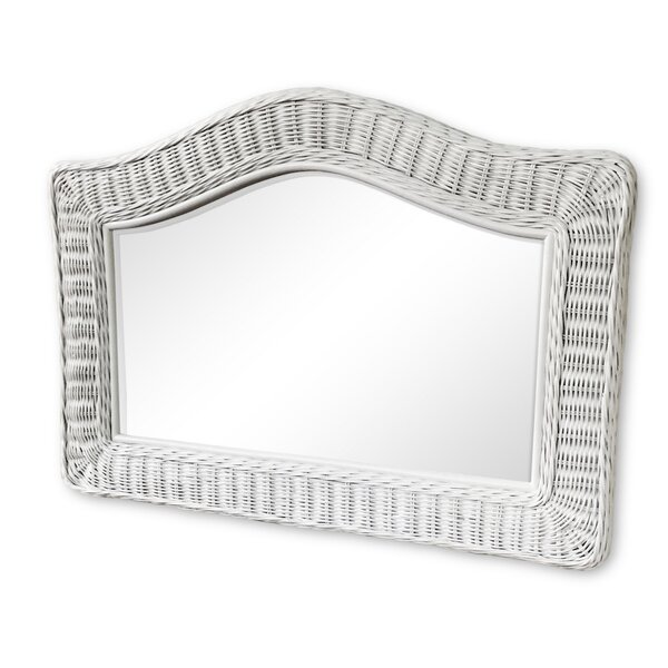 Watkins Crowned Top Dresser Mirror by Bay Isle Hom