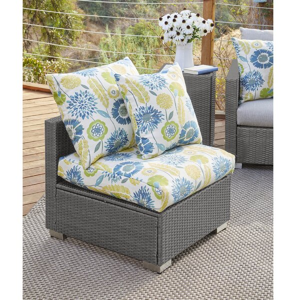 Mcmanis Patio Chair with Cushion by Ivy Bronx