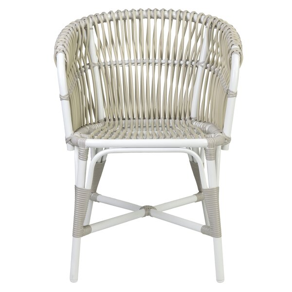 Pietrzak Patio Dining Chair by Bungalow Rose