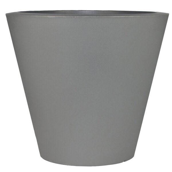 Cosmopolitan Plastic Pot Planter by Tusco Products