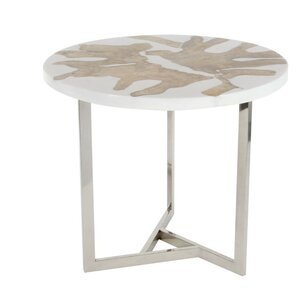 Filkins End Table by Brayd..