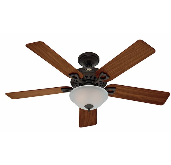 52 The Astoria 5-Blade Ceiling Fan by Hunter Fan
