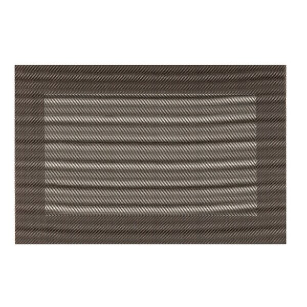Highpoint Thick Border Shades Placemat (Set of 12) by Winston Porter