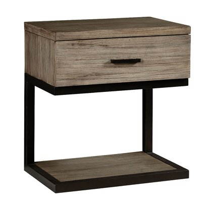 Modloft Ludlow Nightstand & Reviews