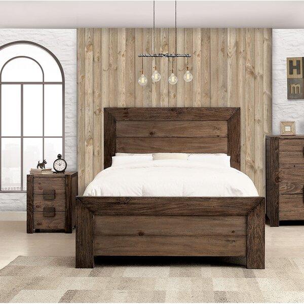 Barneveld Panel Bed by Loon Peak
