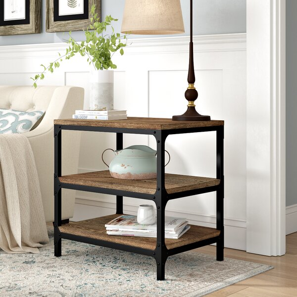 Tanner Chairside Table by Birch Lane™
