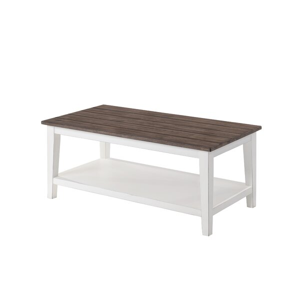 Alter Coffee Table by August Grove
