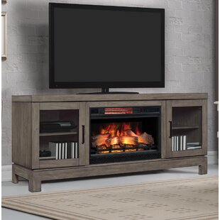 70 In Tv Stand With Fireplace Wayfair