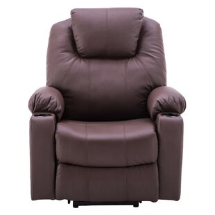 Hosey Electric Massage Sofa Heated Lounge Power Lift Assist Recliner Red Barrel Studio Comparison