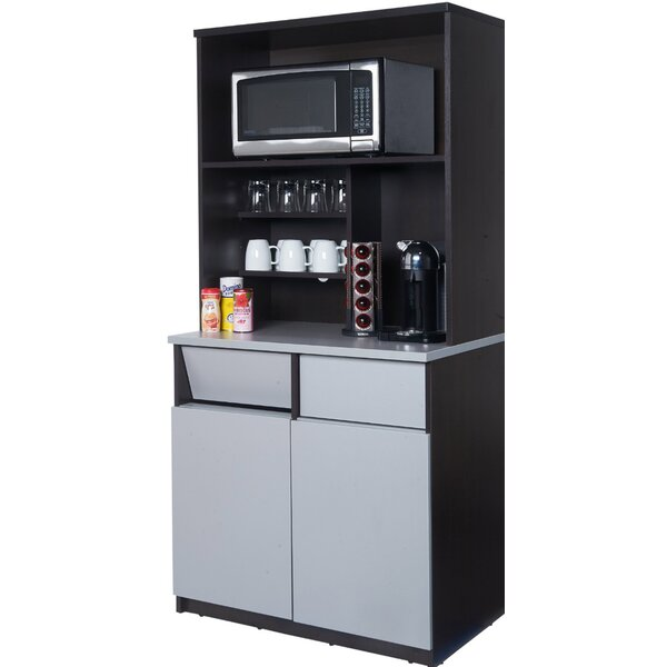 75 x 36 Kitchen Pantry Cabinet by Breaktime