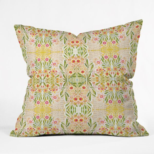 Meadows Outdoor Throw Pillow by Deny Designs