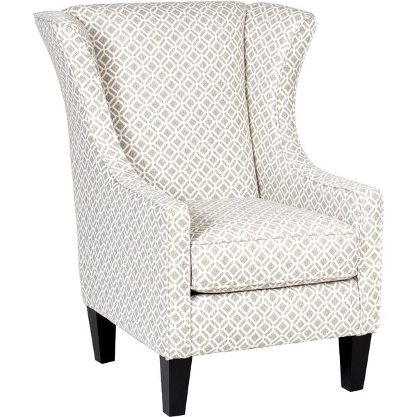 Jennifer Wingback Chair by dCOR design
