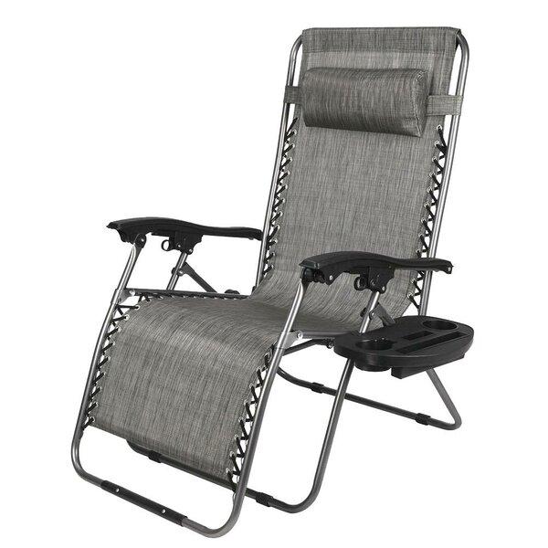 Ontonagon Reclining Zero Gravity Chair by Ebern Designs Ebern Designs