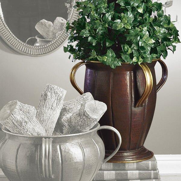Brass Pot Planter by DessauHome