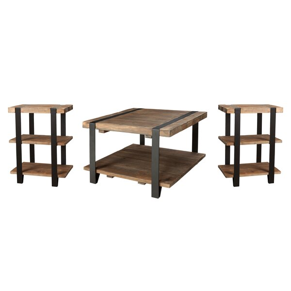 Bosworth 3 Piece Coffee Table Set by Trent Austin Design