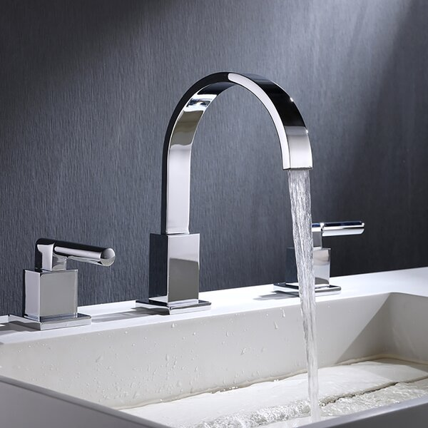 Widespread Bathroom Faucet By LivEditor