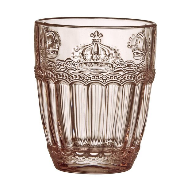 Victoria Crown Old Fashioned Glass (Set of 6) by Global Amici