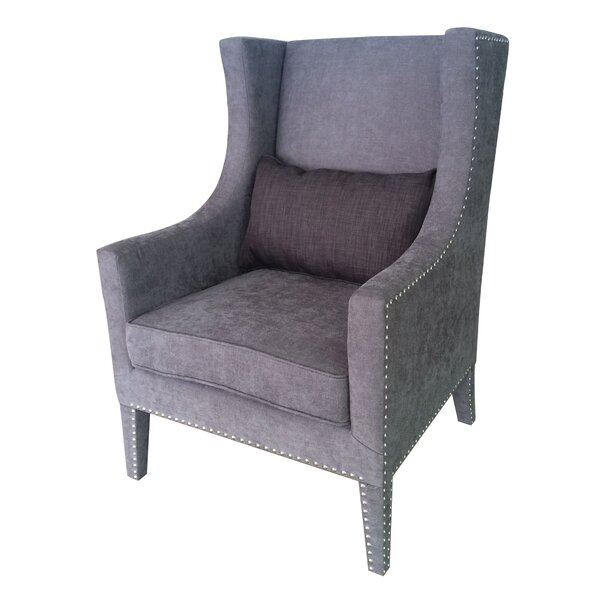 Fifth Avenue Wingback Chair By Crestview Collection Great price