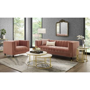 Bahara Configurable Living Room Set by Nicole Miller
