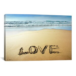 'Love' by Ben Heine Photographic Print by East Urban Home