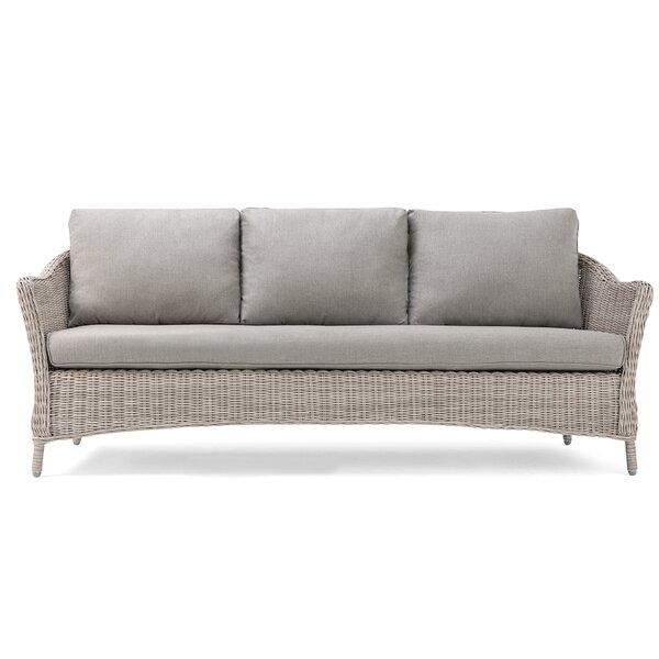 Laurel Patio Sofa With Sunbrella Cushions By La-Z-Boy Outdoor
